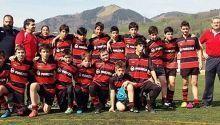 El equipo Marzola Rugby Rioja, todo un ejemplo de humanidad