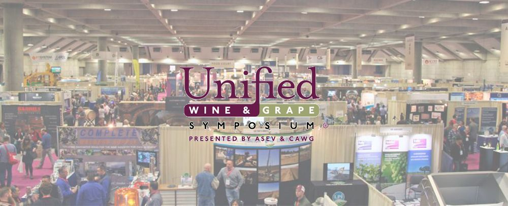 UNIFIED WINE & GRAPE SYMPOSIUM 2020 (Sacramento, CA ...