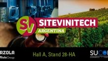 Marzola & Sucopack will be present at Sitevinitech Argentina 2018