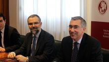 Biele Group y Tecnun firman un acuerdo de colaboración para fomentar el talento de los futuros ingenieros