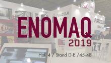 Marzola present at ENOMAQ 2019