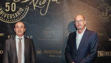 Marzola patrocina la celebración del 50 aniversario del Grupo Rioja