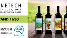 Marzola will be present at Winetech Australia with his agent A & G