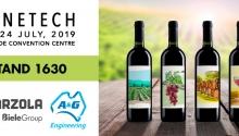 Marzola estará presente en Winetech Australia junto a su agente A&G